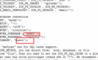 关于kloxo面板向webmin面板进行程序和数据库的搬家的注意事项
