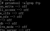 Centos 6.4下使用VSFTPD无法正常连接与无法上传文件的问题解决